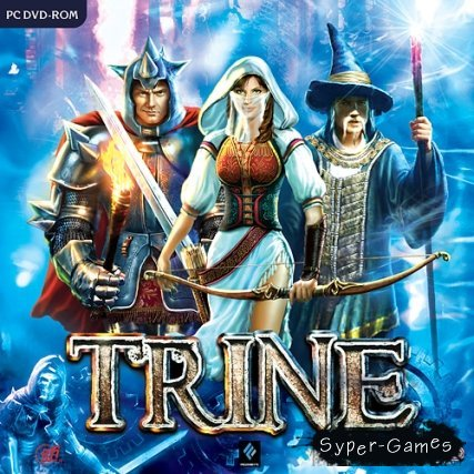 Trine (PC/2009/Rus/Eng/Руссобит-М)
