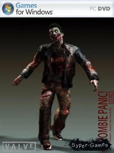 Zombie Panic: Source v.2.1 No-Steam (2011/RUS/ENG)