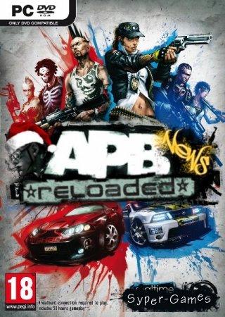 APB: Reloaded (PC/2011/RUS|ENG/BETA)