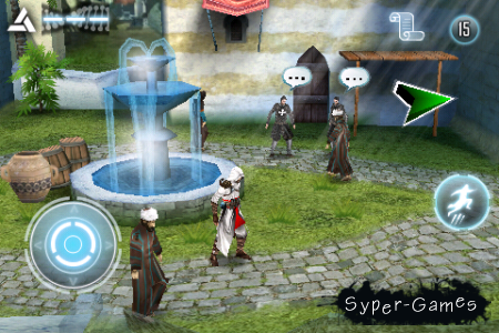 Assassin's Creed - Altair's Chronicles Symbian ^3