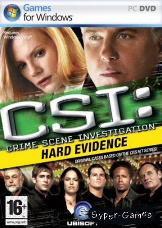 CSI 4: Hard Evidence (2007/ENG/RIP by RFG Team)