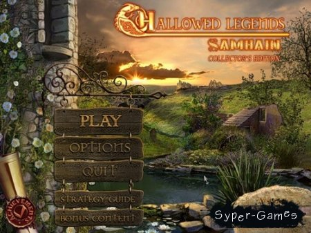 Hallowed Legends: Samhain Collector's Edition (2011/Eng)