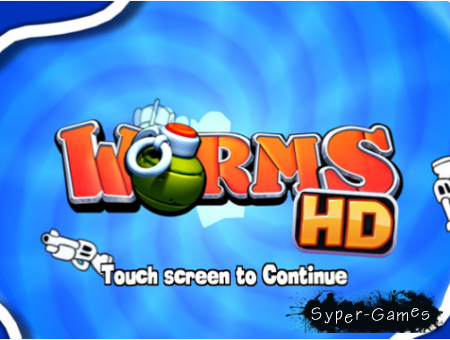 Worms HD Symbian ^3