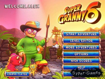 Super Granny 6 (2011/ENG)