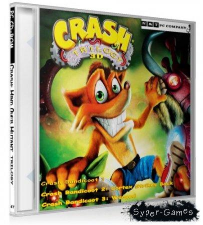 Crash Bandicoot - Трилогия (2011/RUS/ENG/PC)