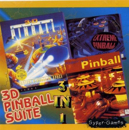 3D Pinball Suite (ENG)