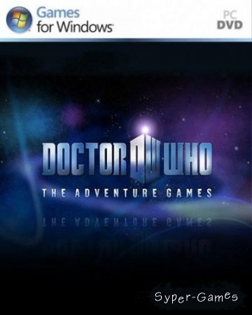Doctor Who: The Adventure Games - Episode 2: Blood of the Cybermen (2010/ENG/RIP by Kissme1)