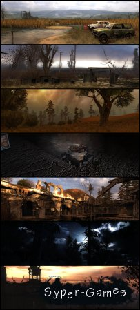 S.T.A.L.K.E.R.:Call of Pripyat Complete (2011/RUS/MODS)