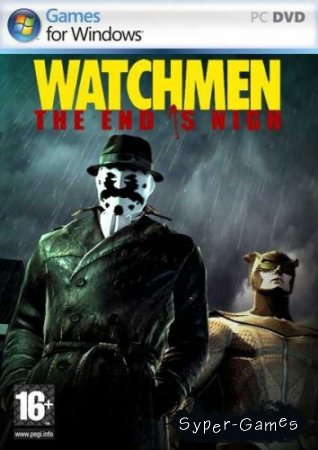 Watchmen: The End Is Nigh Part 2 (2009/ENG/RIP by KaOs)