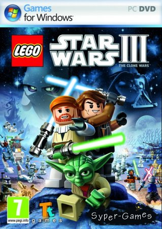 LEGO Star Wars III: The Clone Wars (PC/2011/RUS|ENG)