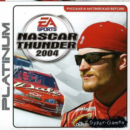 NASCAR Thunder 2004 (PC/2003/RUS/ENG)