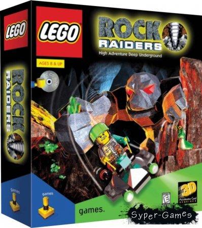 Лего Подземелье/ Lego Rock Raiders (RUS)