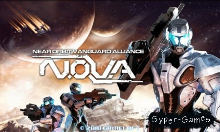N.O.V.A. 3D Android