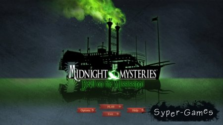 Midnight Mysteries Devil on the Mississippi