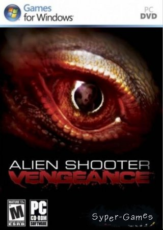 Alien Shooter: Vengeance (2006/ENG/RIP)