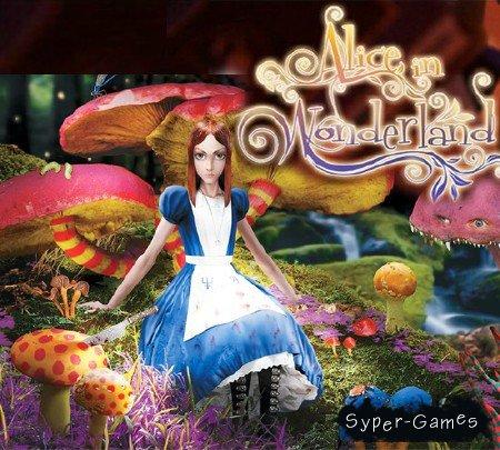 Алиса в стране чудес / Alice in Wonderland (2010) PC