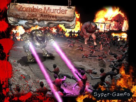 Zombie Murder Hell Arrives (2011) PC