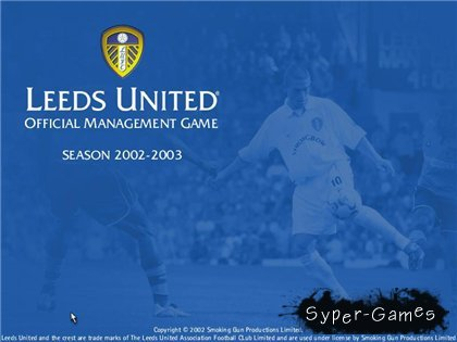 Leeds United The Official Management Game