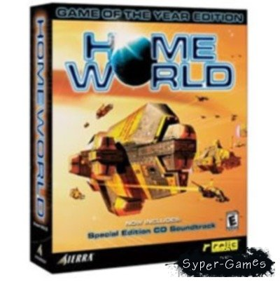Homeworld: Game Of The Year Edition (ENG)