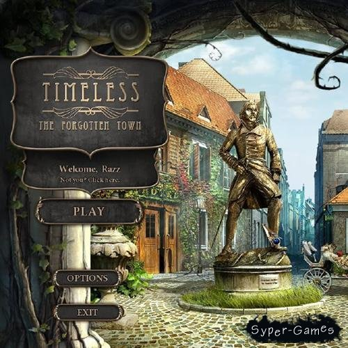 Timeless: The Forgotten Town (2011/ENG/BETA)