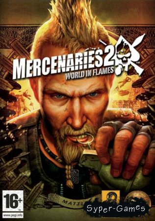 Mercenaries 2: World in Flames (2008/RUS/ENG/Repack от R.G. Repacker's)