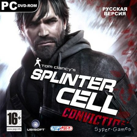 Tom Clancy's Splinter Cell: Conviction  (2010/RUS/ENG/Rip by tukash)