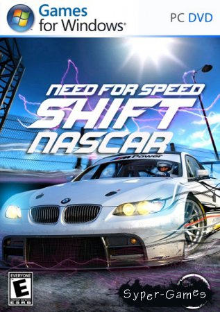 Need For Speed Shift Nascar (PC/2009/RUS)