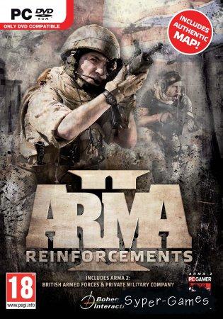 ArmA II: Reinforcements (2011/Multi10/RUS/ENG)