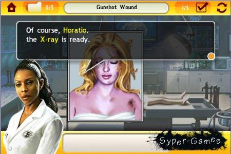 CSI: Miami HD Symbian^3