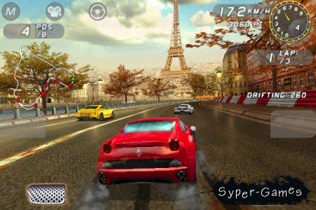 Ferrari GT Evolution HD Symbian 9.4