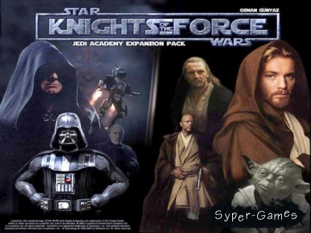 Star Wars: Knights of the Force (2008/RUS/ENG)