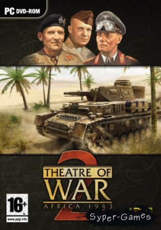 Theatre Of War 2: South  Africa 1943 (2011/ENG/PL)