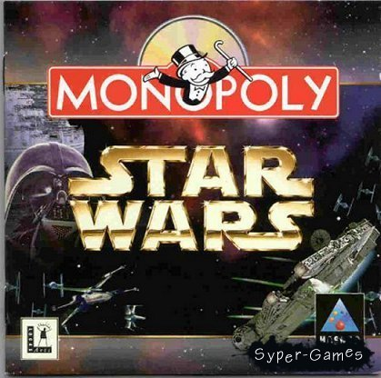 Star Wars: Monopoly (ENG, GER, FRE)
