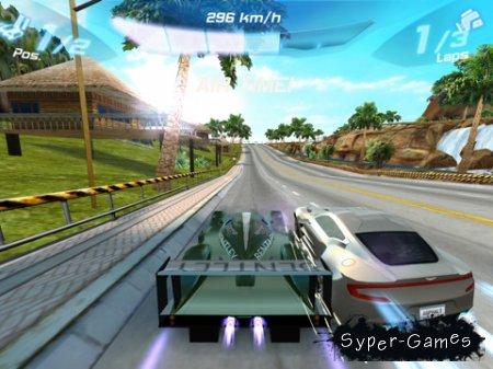 Asphalt 6: Adrenaline HD IPad