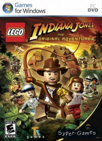 LEGO Indiana Jones: The Original Adventures (2008/ENG/RIP by KaOs)