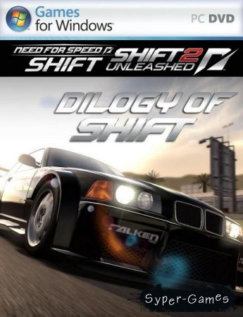 Need for Speed: Shift Dilogy (2009 - 2011)
