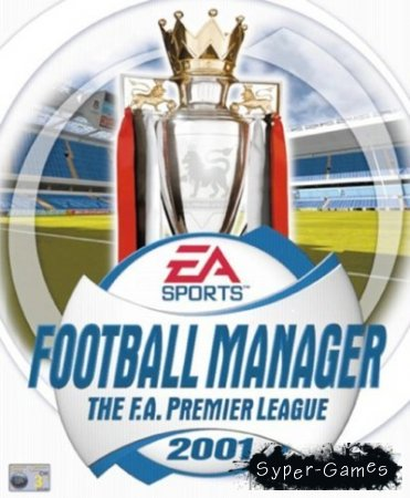 F.A. Premier League Football Manager 2001 (ENG+RUS)