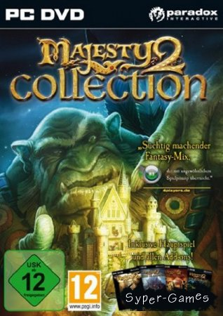 Majesty 2 Collection (2011/DE)