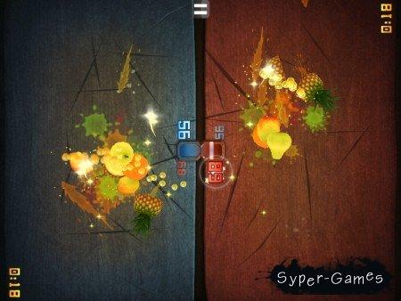 Fruit Ninja HD v1.6.1 - полная версия