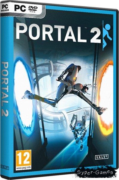 Кряк Crack Portal 2 Update 4+5 Coop Multiplayer Май 2011. Самоучитель рабо
