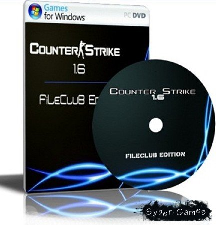 Counter-Strike 1.6 FileCluB Edition (2011)