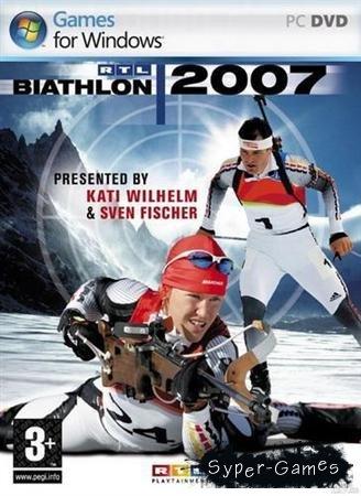 RTL Biathlon 2007 / RTL Биатлон 2007 - полная русская версия