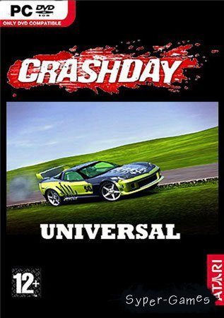 CrashDay Universal HD (2011/RUS/ENG)
