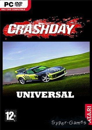 CrashDay Universal HD (2011/RUS/ENG)