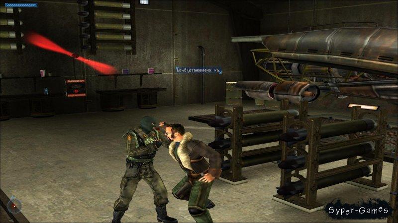 Скачать Spy Hunter - Некуда бежать (2003) PC - ТОРРЕНТИНО - скачать торрент