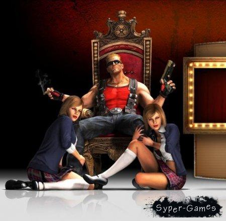 Duke Nukem Forever (2011/ENG/Demo)