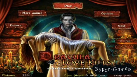 Dracula: Love Kills Collector's Edition (Final)