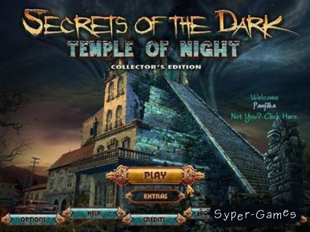 Secrets Of The Dark: Temple Of Night (2011/PC)
