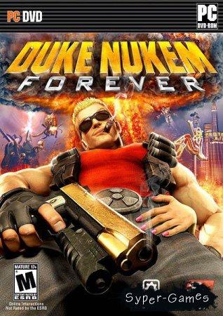 Duke Nukem Forever – Дюк Нюкем Форевер