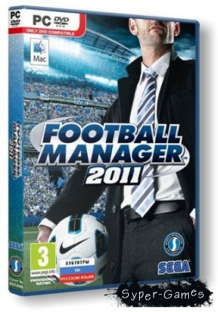 Football Manager 2011 (2010/ENG/RIP by globe@)